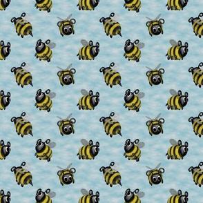 polka bees small