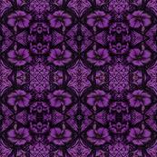purple hawaii