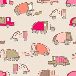 LaraGeorgine_Garbage_Trucks-Coral
