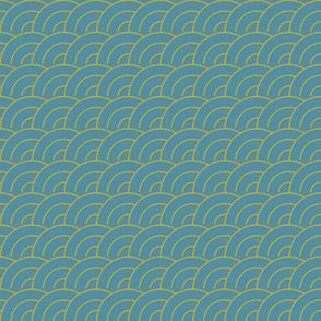 Thousand Coin (Blue)