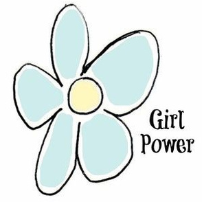 Girl Power - sky