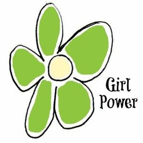 Girl Power -apple