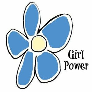 Girl Power -ocean