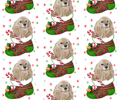 cocker_spaniel_Christmas
