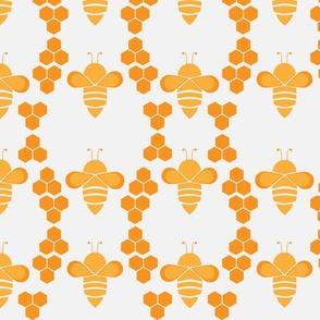Bees Bees Minimalist