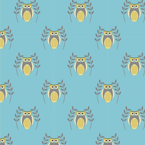 Hoot hoot! Owls are out for Spring