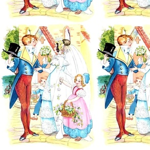 marriage wedding churches matrimony bride groom love flower page boys girls children husband wife