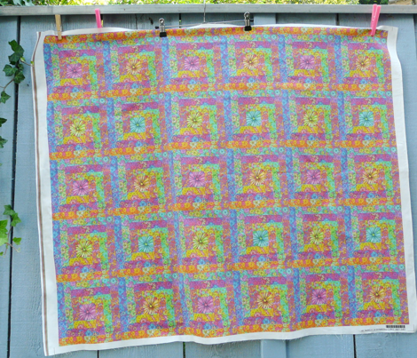 CHEATER QUILT BLOSSOM