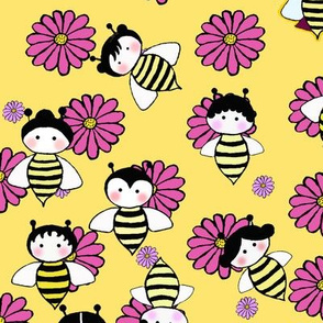 Bees & Bees and More Bees