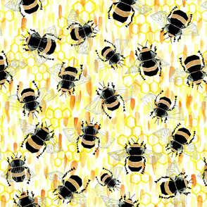Geometric Bees