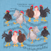 Dancing Chicken Blues!