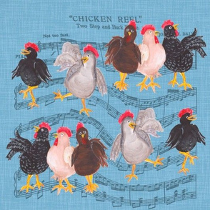 Dancing Chicken Blues!