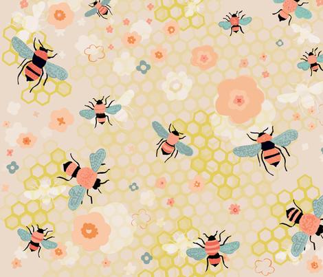 spring's a buzz