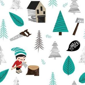Sweet Lumberjack