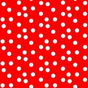 MOUSE BOW DOTS