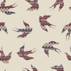 Aztec Sparrows