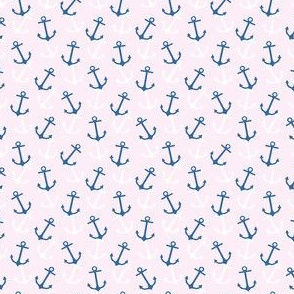Anchors Away Pink