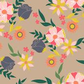 Wildflower tan