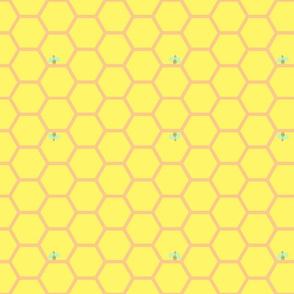 sweet honey bee
