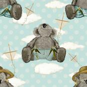 Lillyskites Koalas and Clouds 2