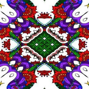 wycinanka_peacock_seamless_print_flat_011