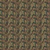 1:6 Scale Erbsenmuster Dot 44 Camo