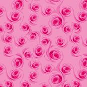 rose toss