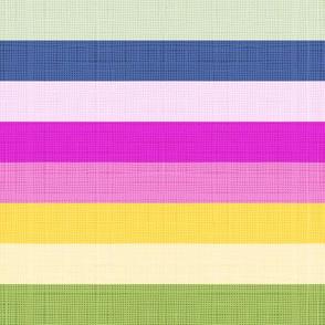 Capri Stripes Linen