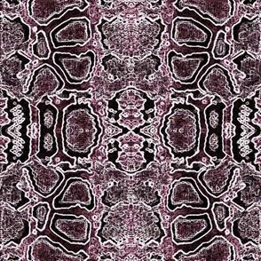 snake skin montage-pink_
