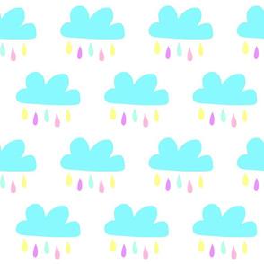 Whimsy rain