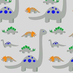 Dinosaurs bold