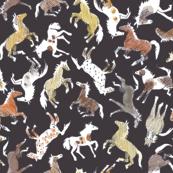 Wild Horses, Tinted