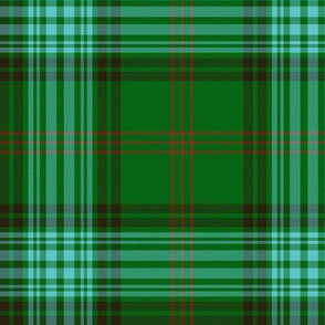 Ross clan hunting tartan variant