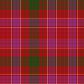 Ross clan tartan variant - modern colors