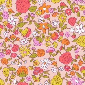 Summer Blooms | Peach