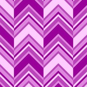 binary chevron - magenta purple