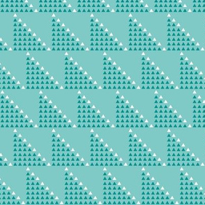Counting (Teal)