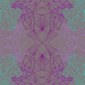 Crystals Violet
