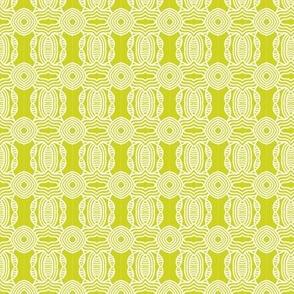 Tiny Fish Ponds Yellow Green