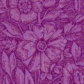 Bookplate Violet