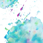 Watercolor splash