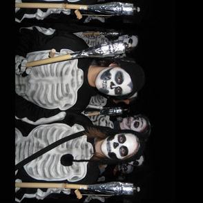 1000 Skeletons
