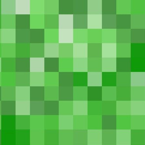 Pixel Party /  Green