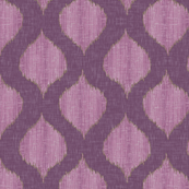 Small Scale Lela Ikat in Lilac