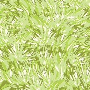 Green grass texture seamless pattern