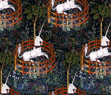 The Unicorn is in Captivity and No Longer Dead ~ Medium ~ Reverse