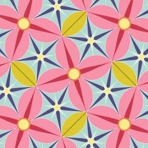 S43C bi-floral - dense