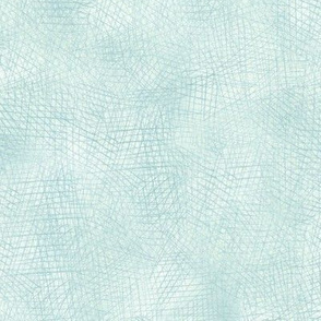 Crosshatching (Aquamarine)