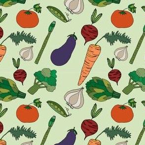 pattern-veggie