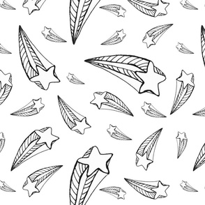 pattern-shooting-star